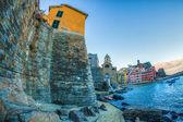 Vernazza, Cinque Terre, Italy — Stockfoto