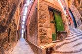 Vernazza, ligurien, italien — Stockfoto