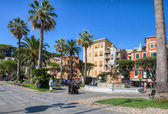 Santa margherita, liguria, Itálie — Stock fotografie