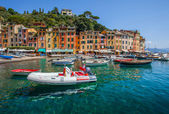 Portofino, italia — Foto de Stock