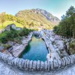 Ponte dei Salti, Verzasca Valley, Switzerland — Stock Photo