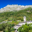 Verzasca Valley - Church — Stock Photo
