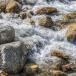 Alpine River — Stock Photo