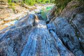 Paesaggio fluviale — Foto Stock