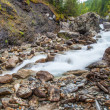 Val Veny, Italy - Alpine Stream — Stock Photo