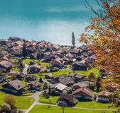 Lake Brienz, Switzerland — Stock Photo