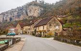 Medieval Building Baume-les-Messieurs, France — Stock Photo