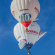 2013 35th Hot Air Balloon Festival, Switzerland — Stock Photo