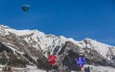 2013 35th Hot Air Balloon Festival, Switzerland — Stock Photo