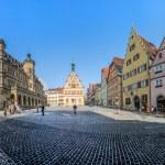 Rothenburg ob der Tauber, Germany — Stock Photo #21218149