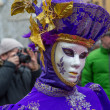 Carnival Venitien d' Annecy 2013 — Stock Photo