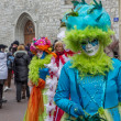 Carnival Venitien d' Annecy 2013 - Stock Photo