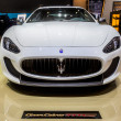 Stock Photo: 83rd GenevMotorshow 2013 - Maserati