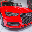 83rd Geneva Motorshow 2013 - Audi A3 Sportback — Stock Photo