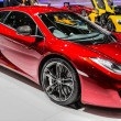 83rd Geneva Motorshow 2013 - McLaren P1 - Stock Photo