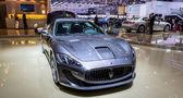 83rd Geneva Motorshow 2013 - Maserati — Stock Photo
