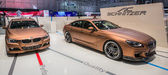 83rd Geneva Motorshow 2013 - AC Schnitzer BMW — Stock Photo