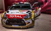 83rd Geneva Motorshow 2013 - Citroen DS4 Racing — Stock Photo