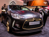 83rd Geneva Motorshow 2013 - Citroen DS3 Racing — Stock Photo