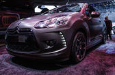 83rd Geneva Motorshow 2013 - Citroen DS3 Cabrio — Stock Photo