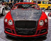 83rd Geneva Motorshow 2013 - Bentley — Stock Photo