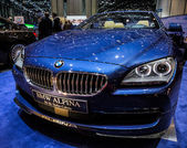 83rd Geneva Motorshow 2013 - BMW Alpina — Stock Photo