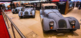 83rd Geneva Motorshow 2013 - Morgan Stanley Design — Stock Photo