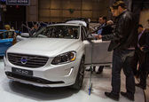 83rd Geneva Motorshow 2013 - Volvo X60 — Stock Photo