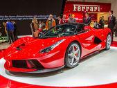 83rd Geneva Motorshow 2013 - Ferrari La ferrari — Stock Photo