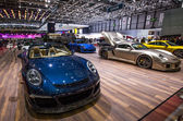 83rd Geneva Motorshow 2013 — Stock Photo