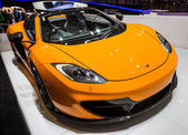 83rd Geneva Motorshow 2013 - McLaren — Stock Photo