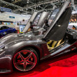Stock Photo: 83rd GenevMotorshow 2013 - Sbarro