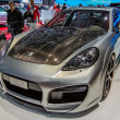 Stock Photo: 83rd GenevMotorshow 2013 - Techart Tuned Cars