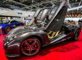 83rd Geneva Motorshow 2013 - Sbarro — Stock Photo