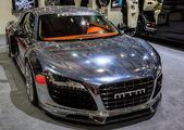83rd Geneva Motorshow 2013 - MTM Audi R8 V10 Biturbo — Stock Photo