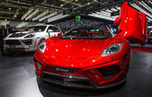 83rd Geneva Motorshow 2013 — Stock Photo