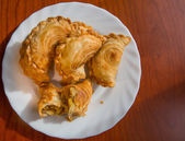 Curry Puff — Stockfoto