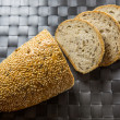 Stock Photo: Sesame Seed Bread