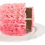 Chocolate Mud Cake — Stock Photo #24806091