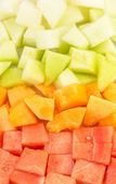 Melon Fruit — Stock Photo
