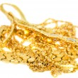 Gold Necklaces — Stockfoto