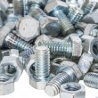 Stock Photo: Nuts and Bolts