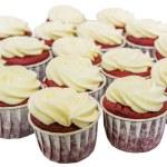 Delicious cupcakes — Stock Photo #32467903