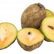 Sapodilla Fruits — Stock Photo