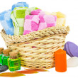 Toiletries — Stock Photo