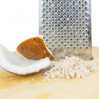 Stock Photo: Coconut Grater