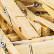 Stock Photo: Clothes Peg