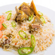 Kabsa Rice — Stock Photo