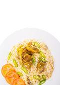 Kabsa Rice — Stockfoto