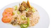 Kabsa Rice — Stock Photo